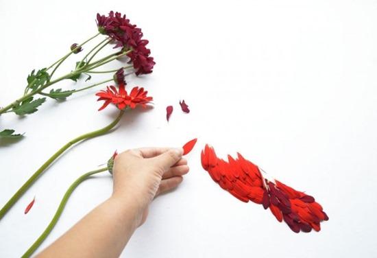 Pássaros de flores (8)