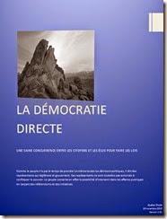 Démocratie directe