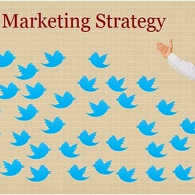 How To Develop A Twitter Marketing Strategy