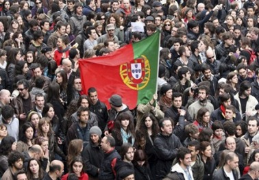 portugal-protesta