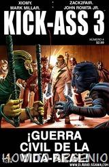 P00004 - Kick-Ass 3 #4
