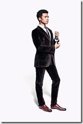 Alexander McQueen Menswear Fall 2012 25