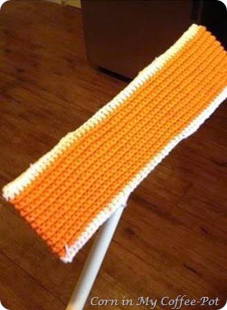 mr clean mop pad crochet
