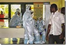 Virus Ebola, è caccia ai passeggeri scomparsi