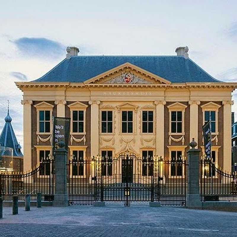 Renewed Mauritshuis - The Hague