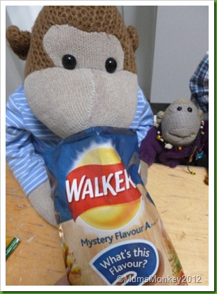 Walkers Mystery Crisps