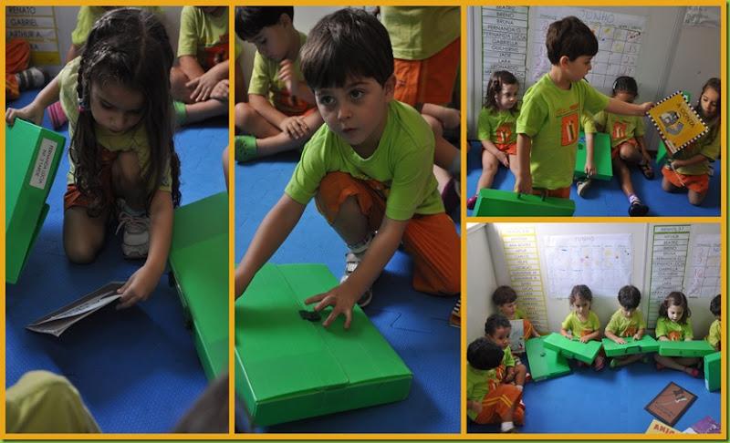 Infantil 3 Tarde - Escolha de livro7