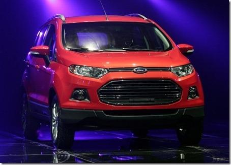 Novo Ford EcoSport – Fotos e Preços