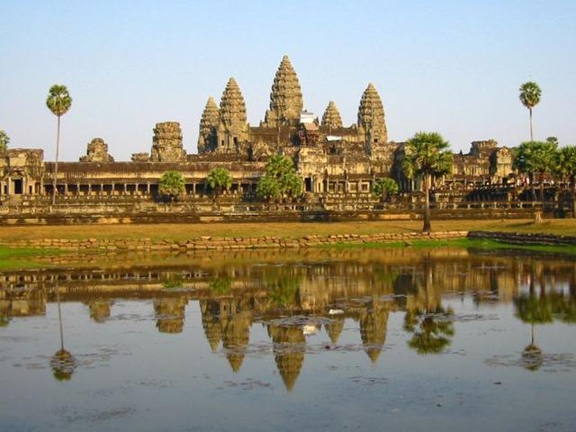 L'Angkor Wat, bellezza e misticismo