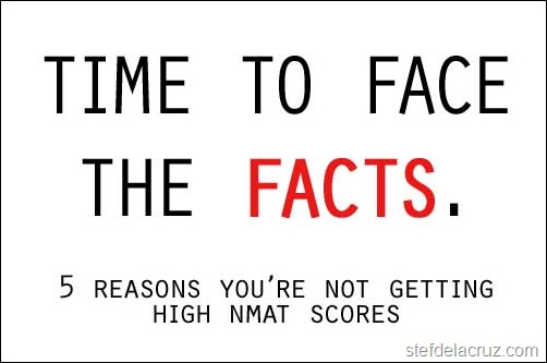 high NMAT scores