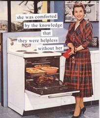 Anne Taintor cooking