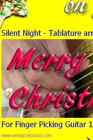 Silent Night TAB for Guitar