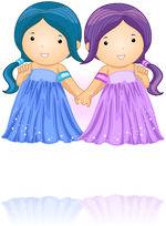 ราศีเมถุนความรักความเข้ากันได้ปี 2555