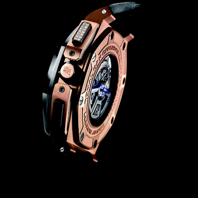 2013 audemars piguet royal oak offshoe 34 Audemars Piguet Royal Oak Offshore LeBron James Limited Edition