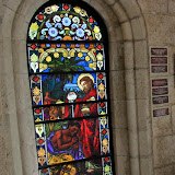 Stained Glass At St. James Church - Bridgetown, Barbados