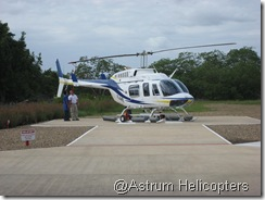 The Bell 206 Long Ranger