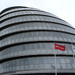 cityhall of london in London, London City of, United Kingdom