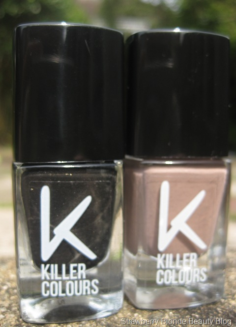 Killer_Colours_Nail_Polish_Gunmetal_Quicksand_swatches