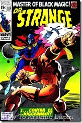 P00014 - Dr Strange   por mastergel v1 #182