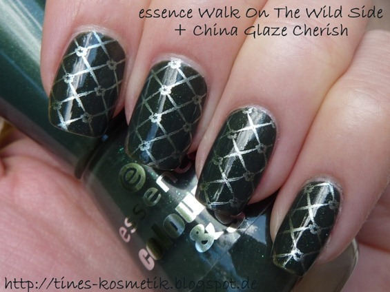 essence Walk On The Wild Side Stamping 2