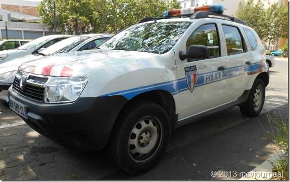 Frankrijk met de Dacia Logan MCV 11
