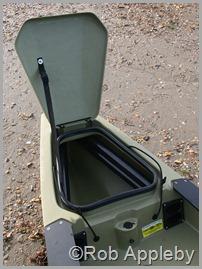 Front hatch