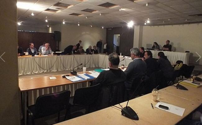 Σπύρος Αλεβιζόπουλος: Δημοτικό Συμβούλιο… περιπατητών και οχλαγωγίας!