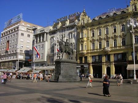 08. Zagreb, capitala Croatiei.JPG