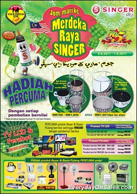 Singer-Merdeka-Raya-Promotions-2011-EverydayOnSales-Warehouse-Sale-Promotion-Deal-Discount