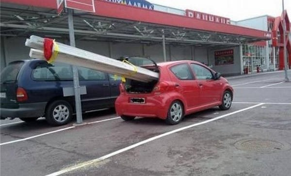 Eu acho que você esta usando o veículo errado 14
