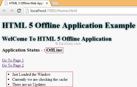 html5-offline