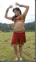 Ragini-Dwivedi-Latest-Hot-navel-still