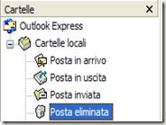 Outlook Express : come svuotare la Posta eliminata in modo definitivo
