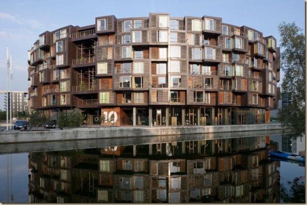 Résidence Tietgen au Danemark (13)