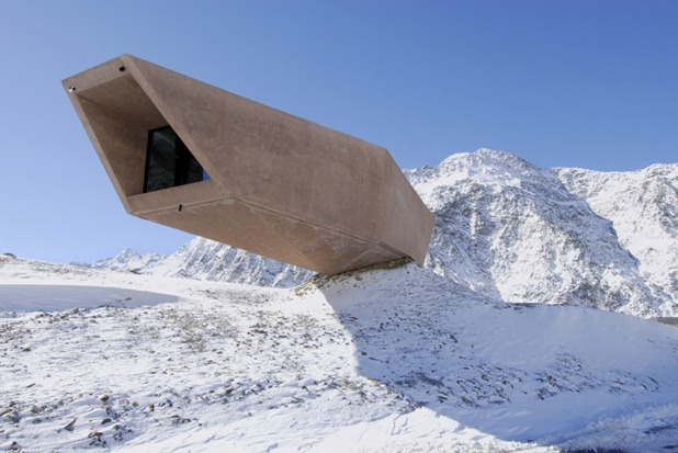the timmelsjoch experience by werner tscholl architects 1