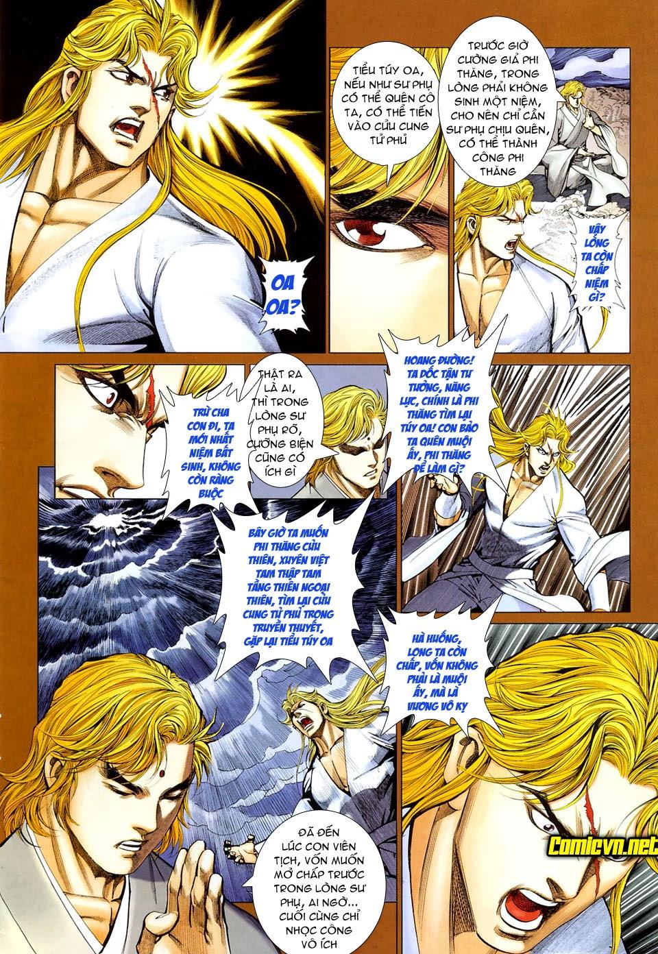 Thiên Hạ Vô Địch Tiểu Kiếm Tiên chap 33 - Trang 8