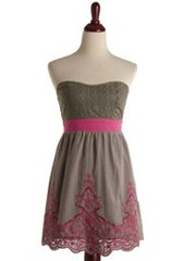 PI dress