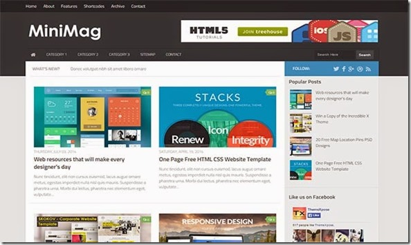 mini-mag-responsive-blogger-template