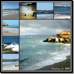 Picnik collage ocean pics