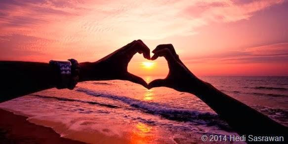 Cinta Sejati Selalu Berawal dari Ketidaksengajaan