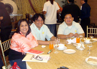 Together with Liliane Philippines National Correspondent