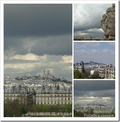PicMonkey Collage Montmartre