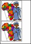 αφρική πάζλ