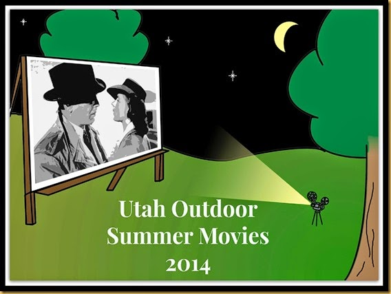 utah outdoor summer movies