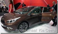 2012 Autosalon Geneve - Kia Cee'd
