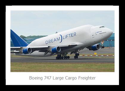 Boeing 787 Transporter