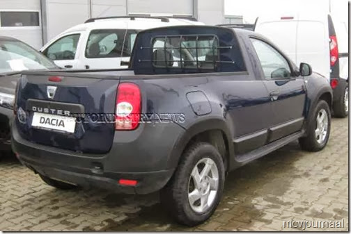 Dacia Duster Pick-up 02