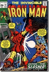 P00185 - El Invencible Iron Man #41