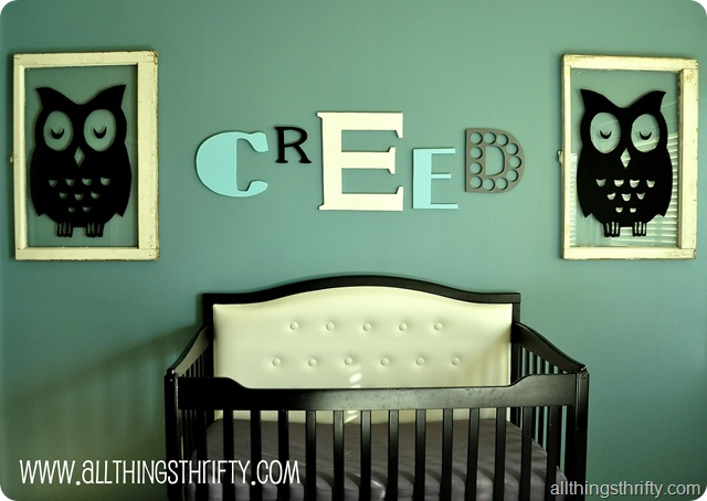 Baby Boy Room