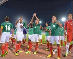 Italia vs México,Sub 17, 2013